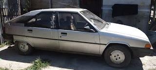Mobil Lawas Murah 10 Juta FORSALE CITROEN BX th 87 1600cc - BANDUNG