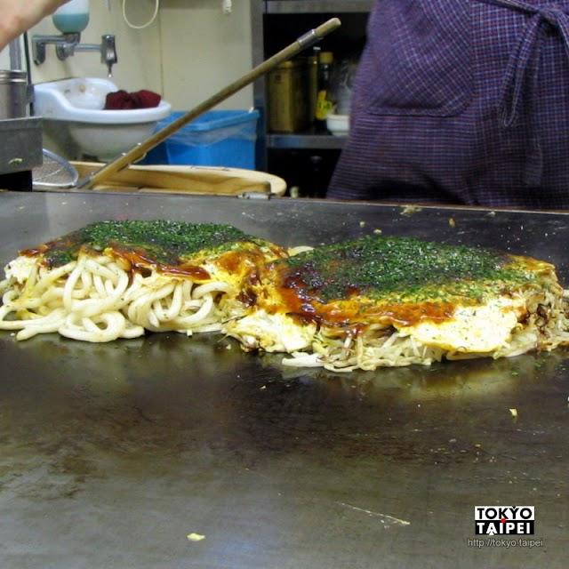 【廣島燒村】集結24家廣島燒 不小心也會吃到50年老店
