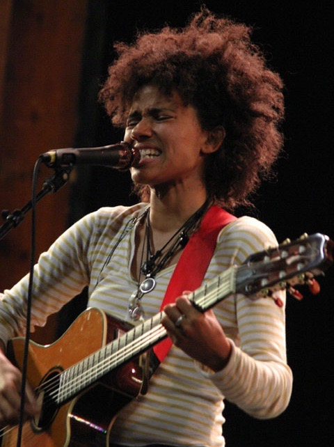 MusicTelevision.Com presents Nneka and her best music videos and filmed live performances