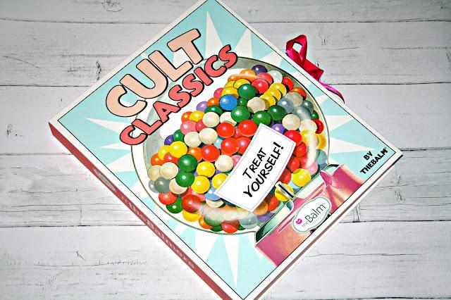 theBalm Cult Classics box