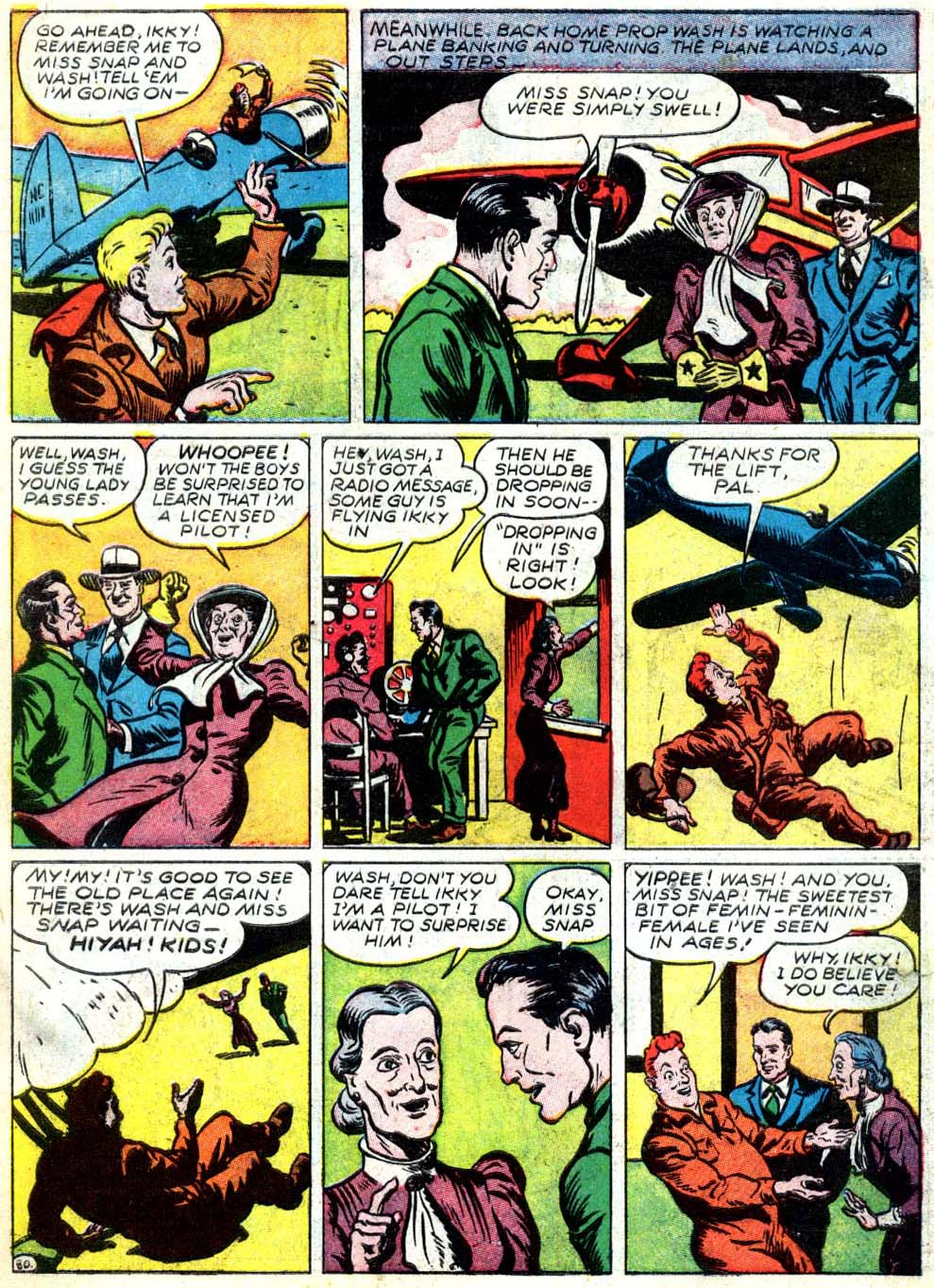 Read online All-American Comics (1939) comic -  Issue #18 - 22