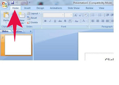 Tools Pada Ms PowerPoint Dan Fungsi Beserta Gambarnya