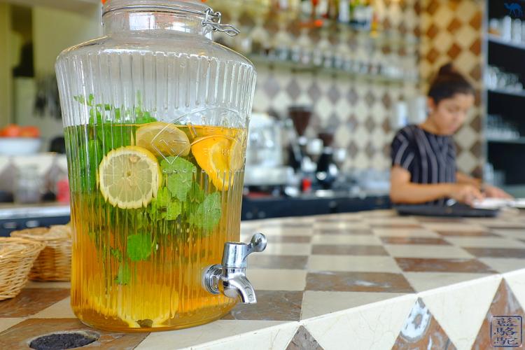 Le Chameau Bleu - Blog Voyage Gand Belgique - Stam Cafe - Jus - Gand - Flandre