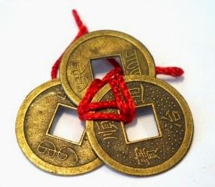 Iching F Castle Metodo De Lanzar Tres Monedas