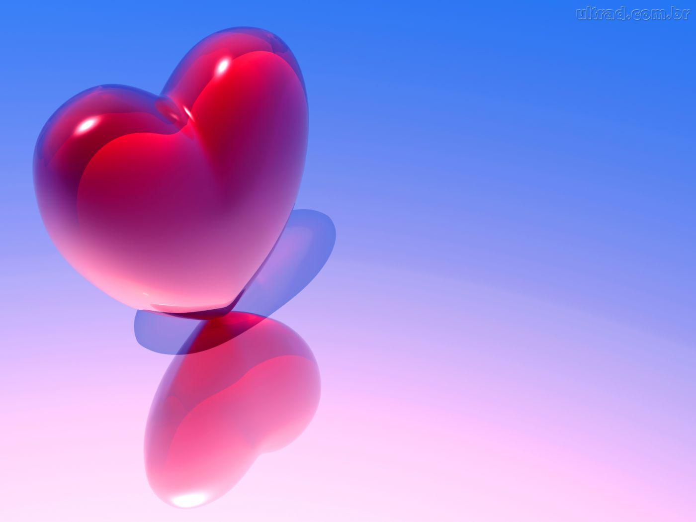 A Arte De Ser Mãe E Mulher: Papel De Parede Coração 2
