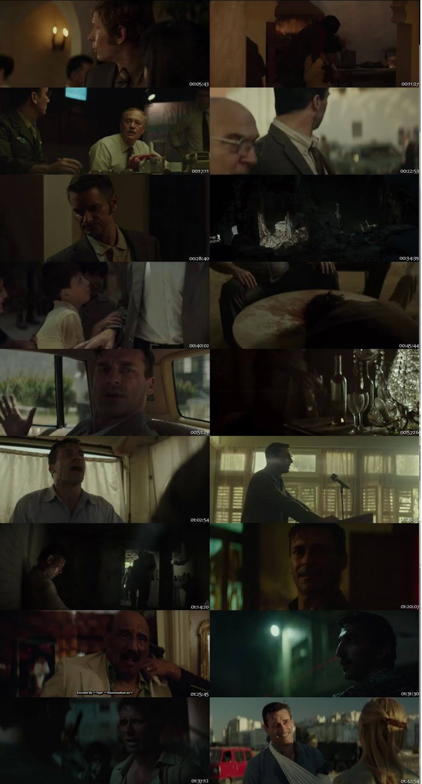 Screen Shoot Of Beirut 2018 Full English Movie Download In HD