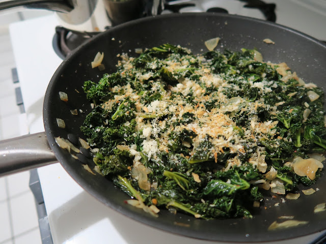 Spicy Tuscan Kale | salt sugar and i