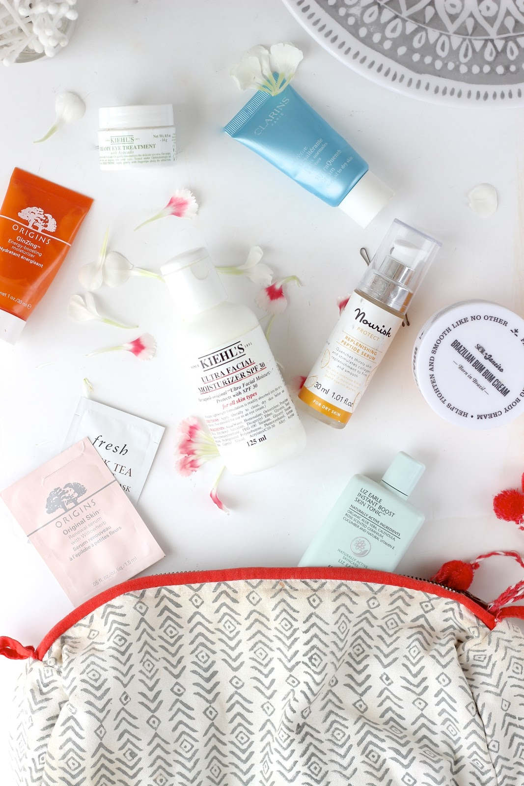 Travel Skincare Edit.