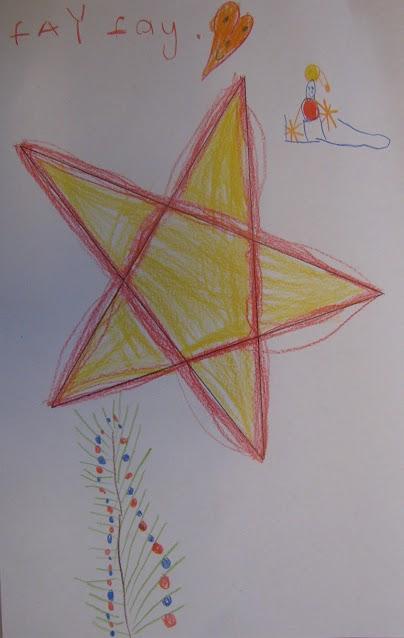 Iets Nieuws Tekenderwijs: De ster &DP08