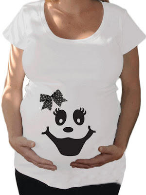 model baju hamil lucu terbaru