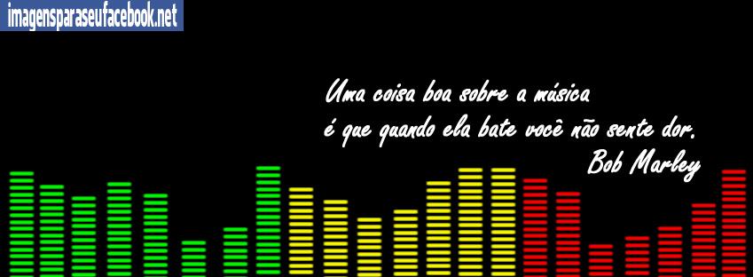 mensagens para facebook - Frases de reggae