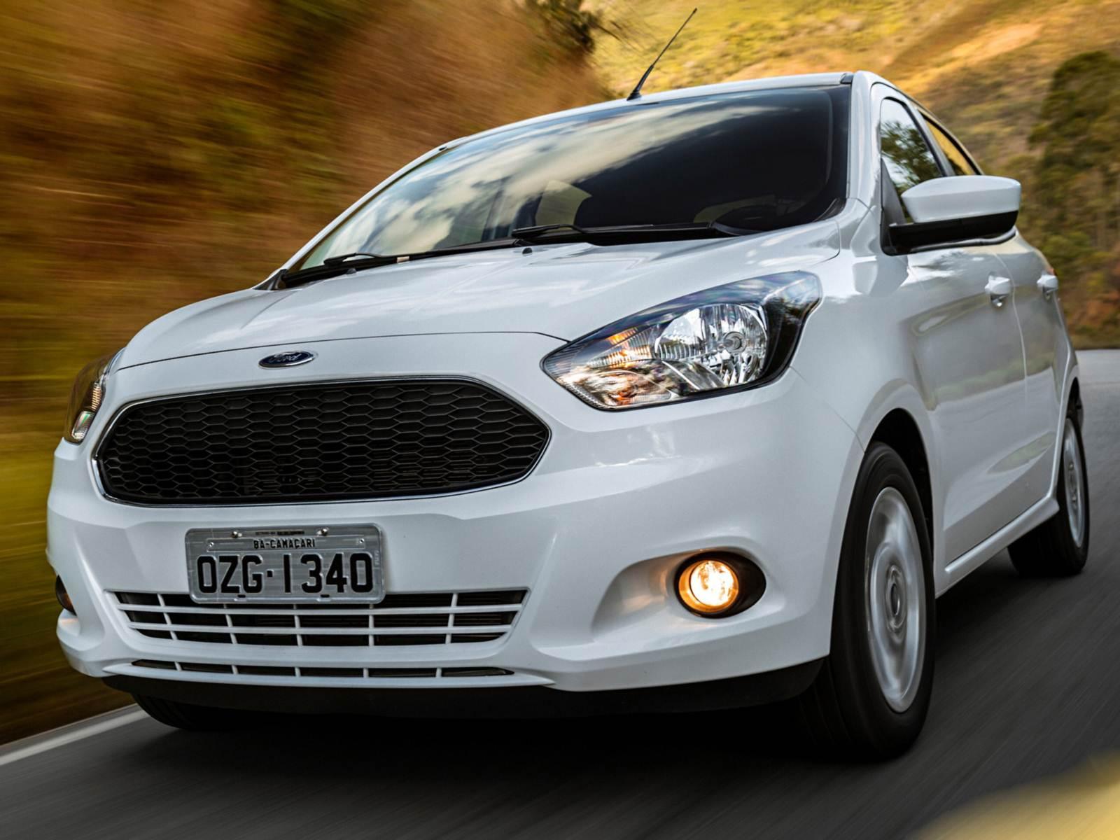 Ford Desenvolve Novo Motor V Para A India E Motor Pode Chegar Para O Brasil Com Ate Cv