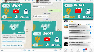 WhatsApp rolls out two very new feature PiP mode for Android beta users and 'Swipe to Reply' Gesture Support; Ability to Download External Sticker Packs Tipped