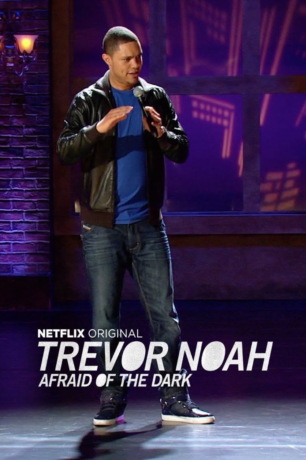 Trevor Noah: Afraid of the Dark (2017) ταινιες online seires oipeirates greek subs