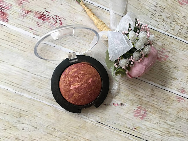 Golden Rose Terracotta Blush-On 03