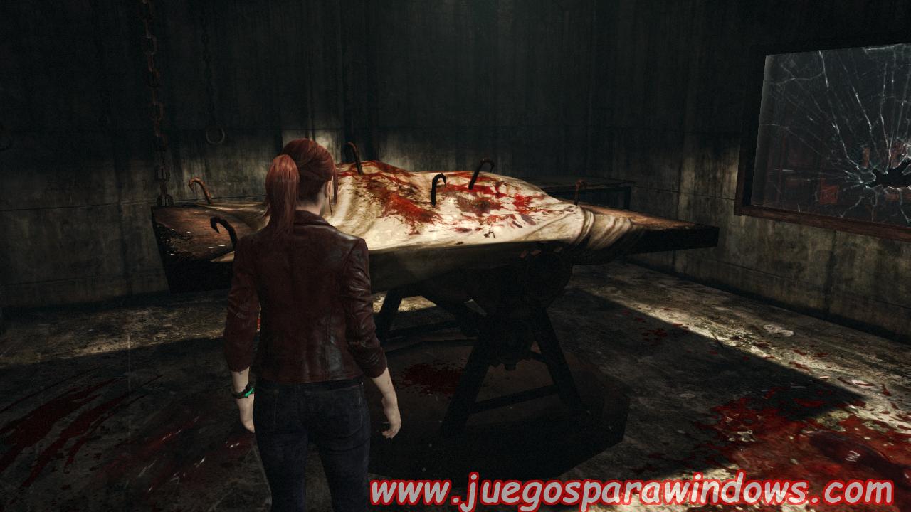 Resident Evil Revelations 2 ESPAÑOL XBOX 360 (Region FREE) (iMARS) 8