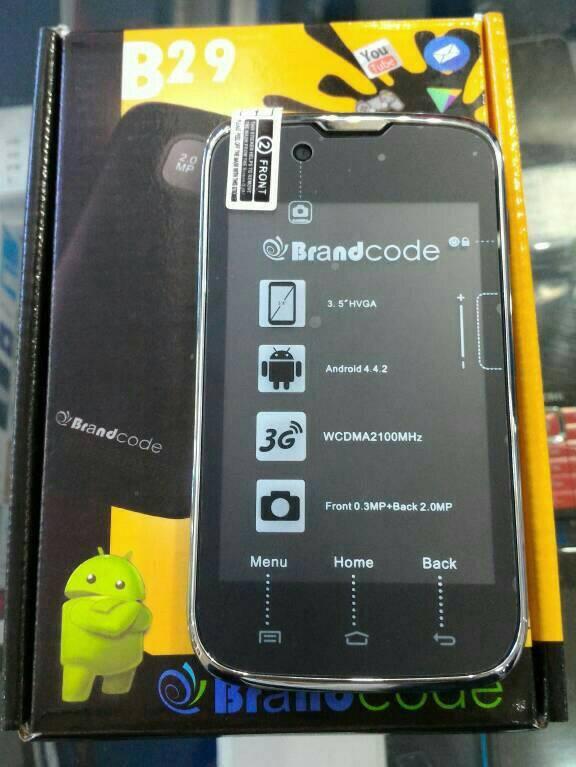 Cara Masuk Recovery Brandcode B29 Indotau