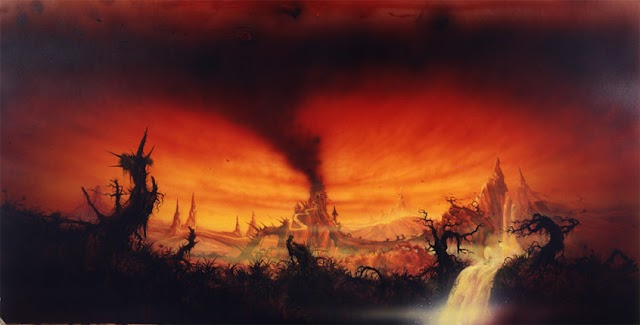 Preparing for Wrath and Rapture: The Realms of Chaos