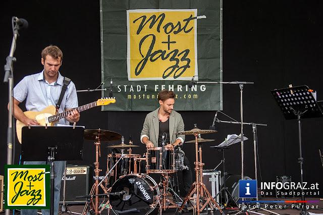 Kulturangebot, etabliert, MostJazz, Gerberhaus Fehring, Jazzfest, Most + Jazz 2017,