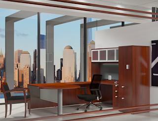 Cherryman Jade Office Furniture