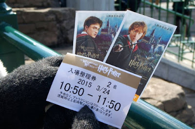 Timed entry to Wizarding World of Harry Potter USJ