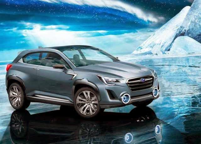 2018 Voiture Neuf ''2018 Subaru Tribeca'', Photos, Prix, Date De Sortie, Revue, Nouvelles