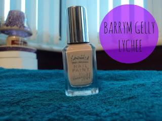 BarryM Gelly 'Lychee'