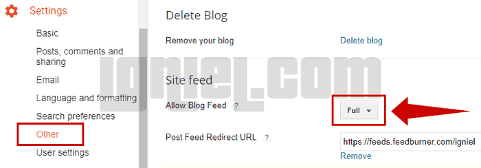 Cara Mengaktifkan Facebook Instant Articles Di Blogspot