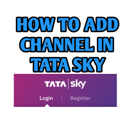 TATA SKY ADD CHANNEL IN YOUR PACKAGE?