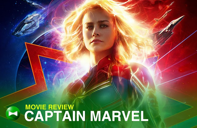 REVIEW: Captain Marvel soars higher than expected