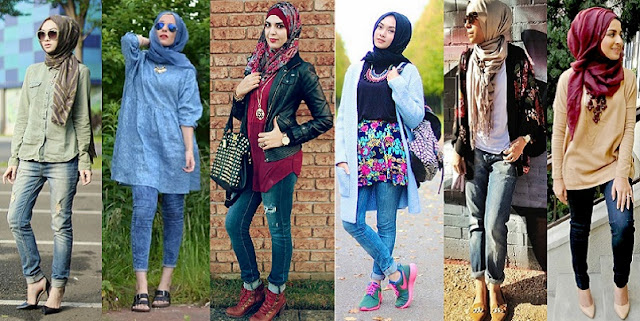 Hijab Is The Lastest And Trending Outfit Among Muslim Women 3