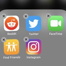 Cara menghapus aplikasi dari iPhone atau iPad Anda