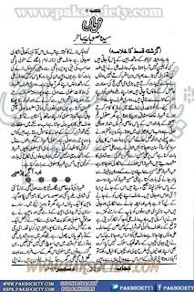 Zayan by Syeda Zobaria Episode 4 Online Reading