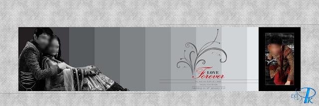 Wedding Album Design Psd