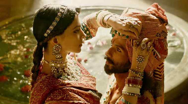 Padmavat first week collections