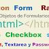 Objetos de Formularios HTML sus Propiedades y Métodos