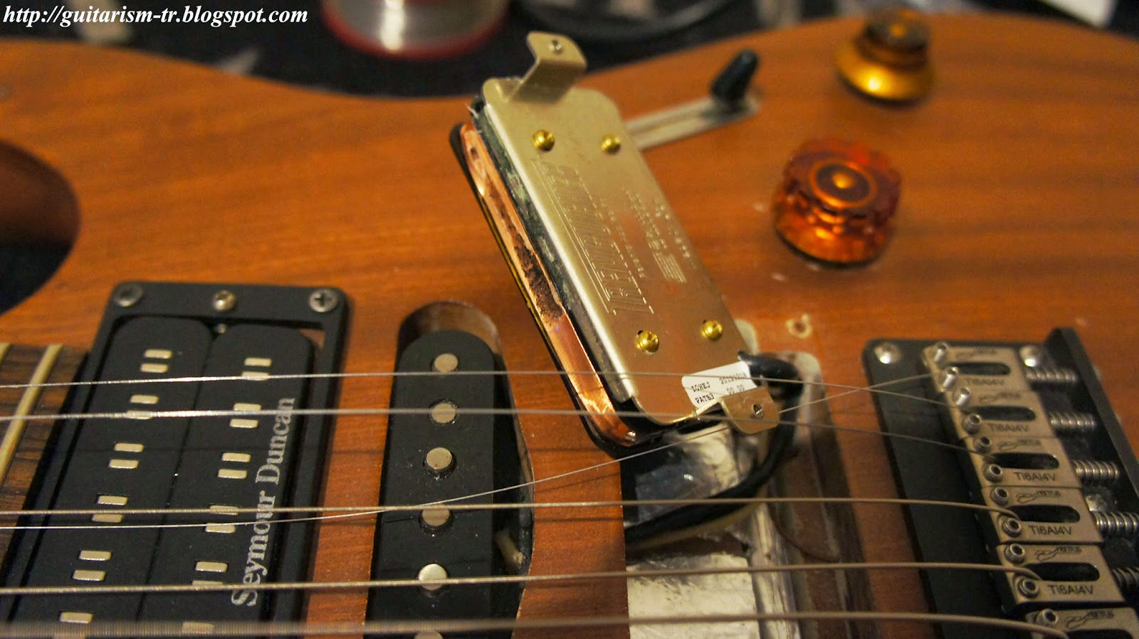 Guitarism How To Swap The Magnet Of Your Humbucker A Patb3 Story Guitar Pickup Wiring Noise If Has Hsh Configuration You May Have Problem Because Polarity Same With Middle Single Or Winding Current