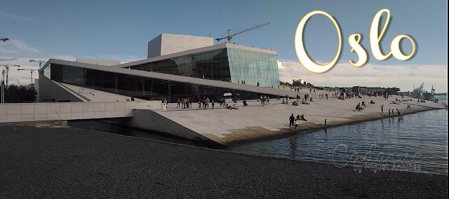 Oslo, visitar a cidade do tigre