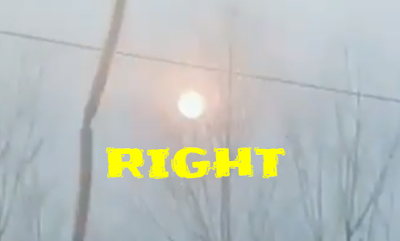 This is the right Sun in the video.