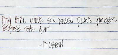 Büyük harfli el yazısı