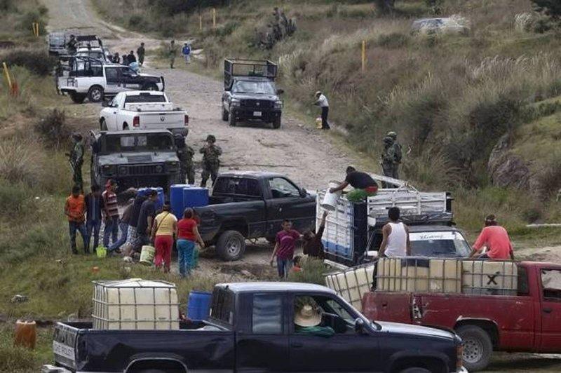 El Cártel del Golfo y funcionarios de Pemex controlan el robo de combustible: Rolling Stone.