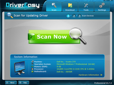 Download DriverEasy Professional v5.5.0.5335​ Full Version [Update Maret 2017]