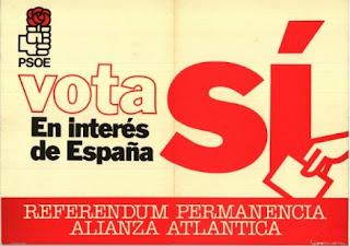 30 años del Referéndum en España sobre la OTAN