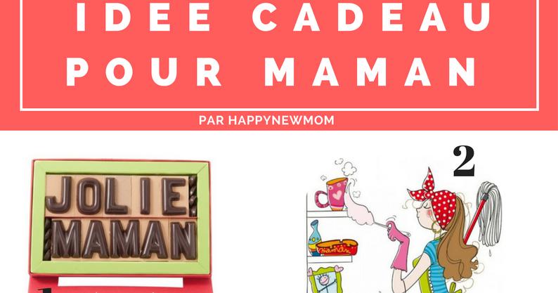 happy new mom cadeau jeune maman. Black Bedroom Furniture Sets. Home Design Ideas