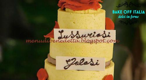 Torta Purgatorio ricetta Knam da Bake Off Italia 5
