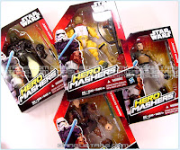 Star Wars Hero Mashers Vadar Bossk Rebels Kanan Anakin Skywalker