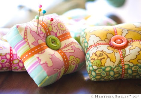 Crafty Bits Swap Spot Pincushion Patterns And Tutorials
