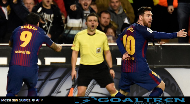 """alt="""" Lionel Messi's clear goal over the goal line"""""""