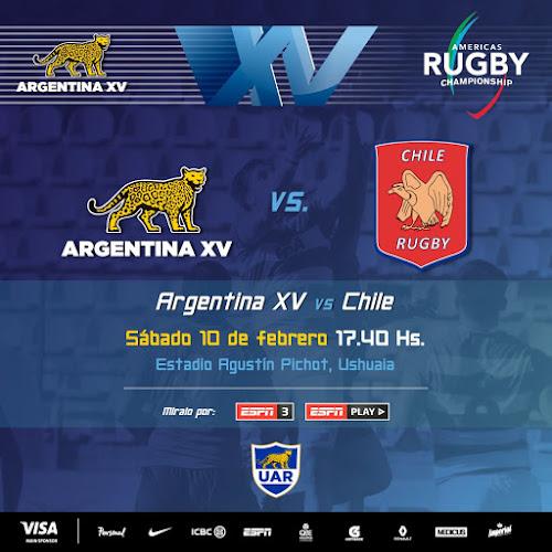 Argentina XV vs. Chile en vivo por ESPN 3.