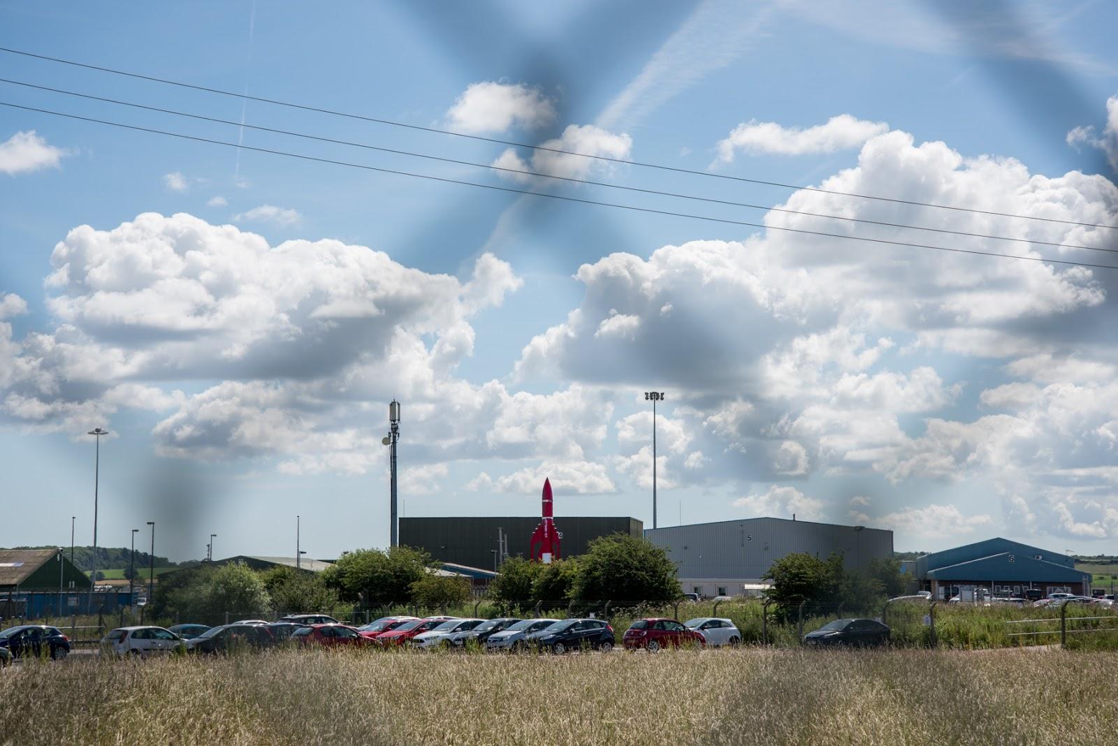 Thunderbird 4 - Humberside Airport